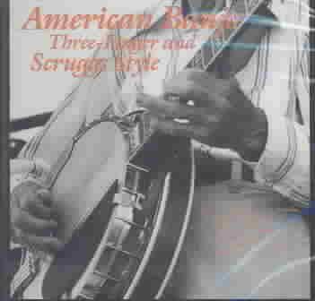 AMERICAN BANJO SCRUGGS STYLE (CD)