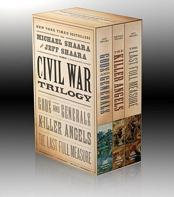 The Civil War Trilogy By Shaara, Jeff/ Shaara, Michael